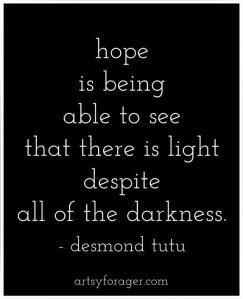 hope is d.tutu