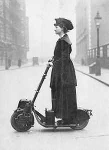 scooter gal