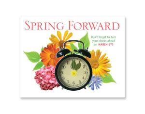 spring forward clock1