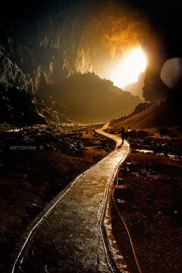 Mulu Caves, Sarawak, Malaysian Borneo
