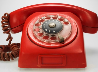 how to tell is you have an analog phone