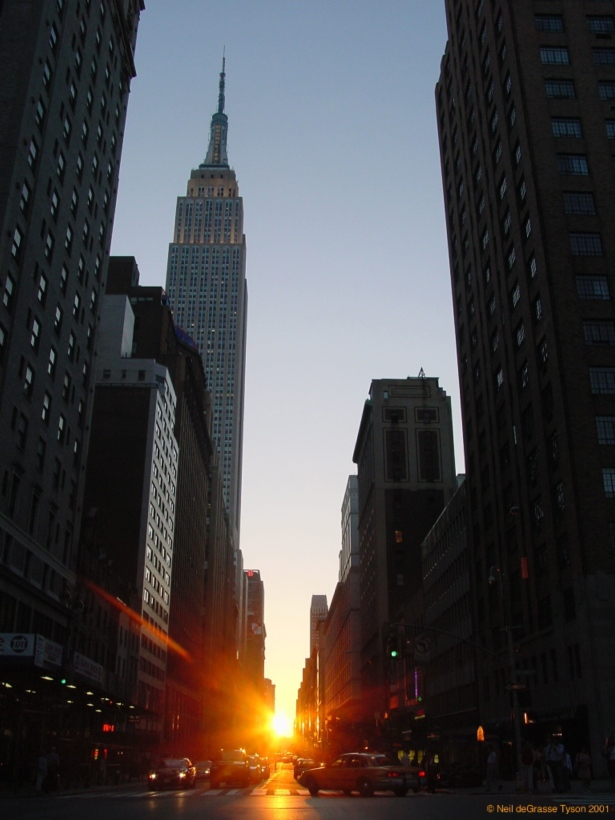 manhattanhenge-from-34th-street