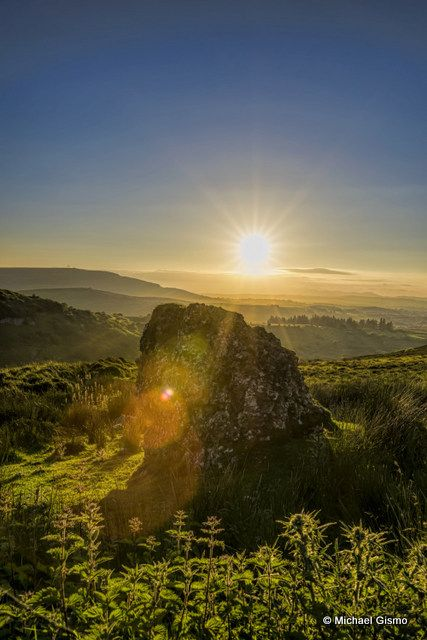 summer solstics stone Ireland