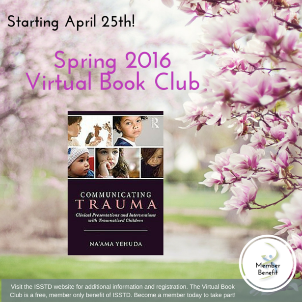 Yehuda Spring 2016 Vitual Book Club
