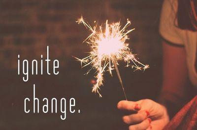 Ignire Change