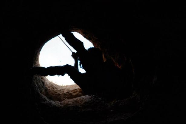 caving AmitaiAaif