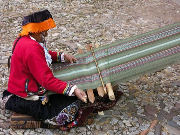 Peru weaver AmitaiAsif