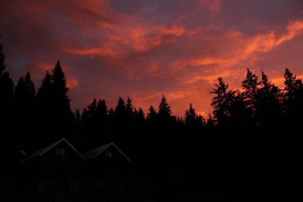 red sky AmitaiAsif