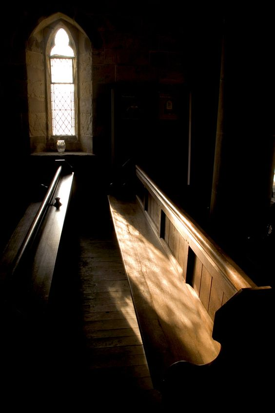 church pew AMDB7 on Flickr