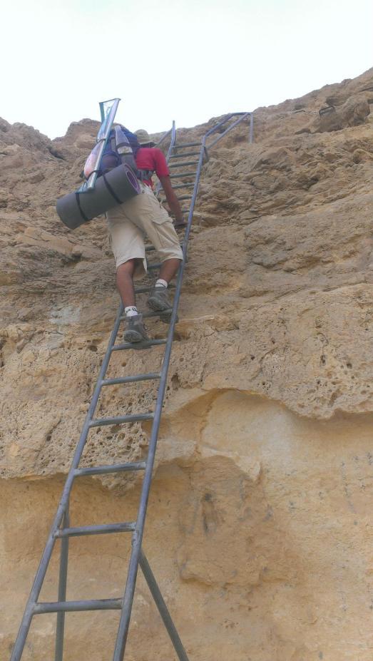 climb up OfirAsif