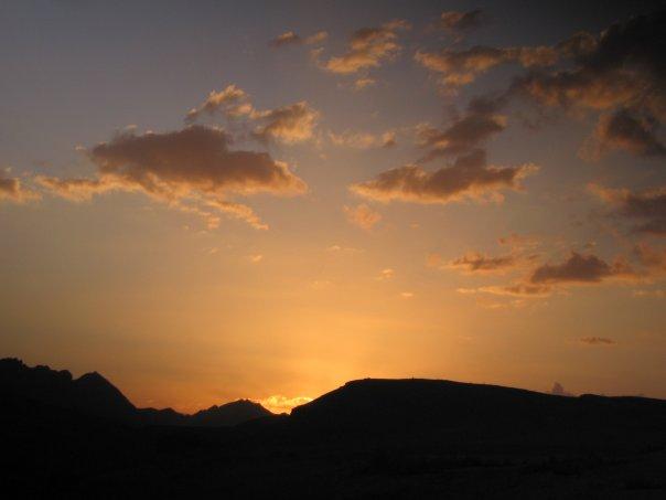 sunset Ramon Crater AmitaiAsif