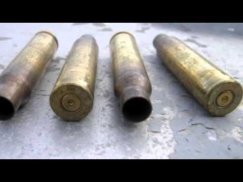 fired casings