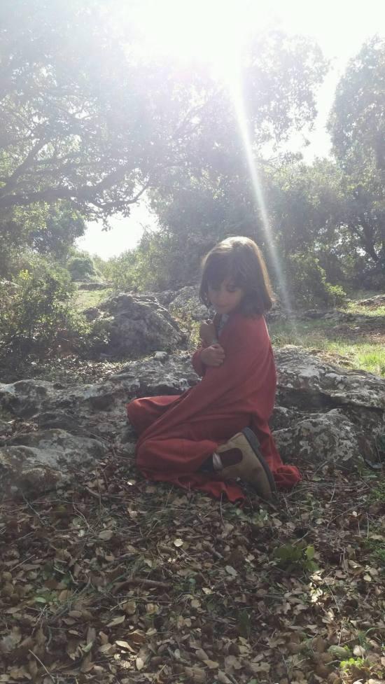 fairy girl Osnat HalperinBarlev