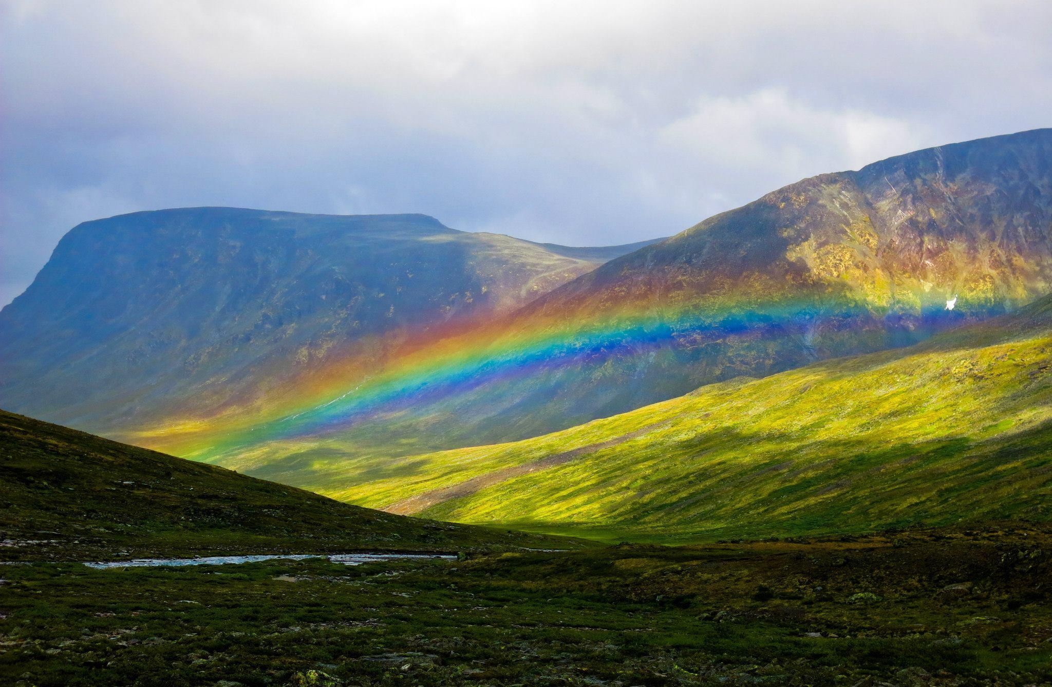 Rainbow Norway AmitaiAsif