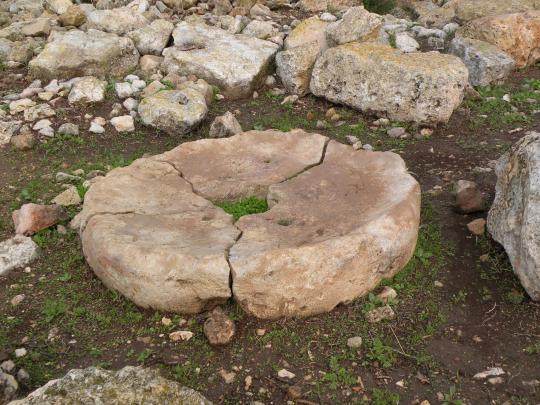 grindstone base AtaraKatz