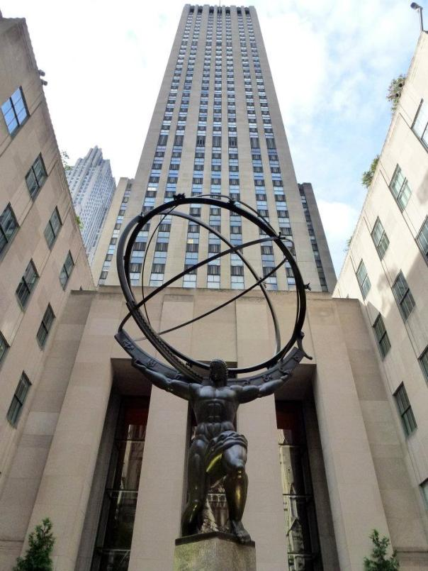 Rockefeller Center SmadarHalperinEpshtein