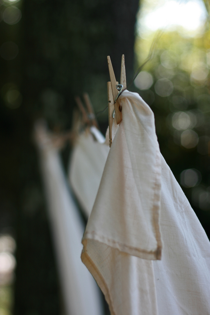 cmurrey clothesline Flickr