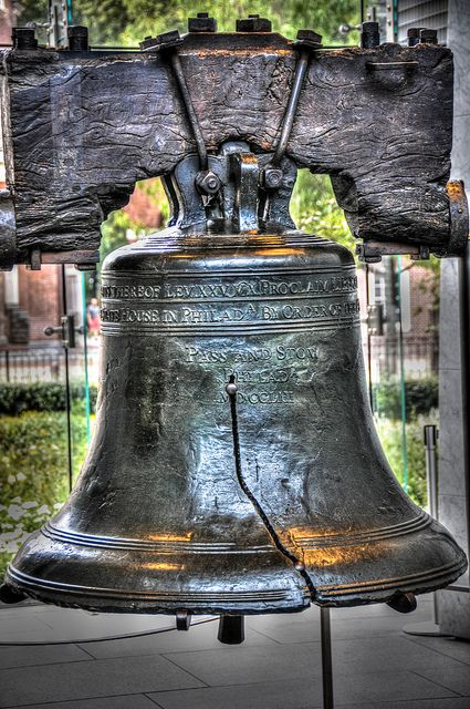 liberty bell PA Photo by mbell1975 on flickr