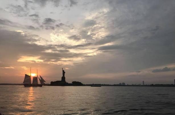 Liberty sail IngeVandormael