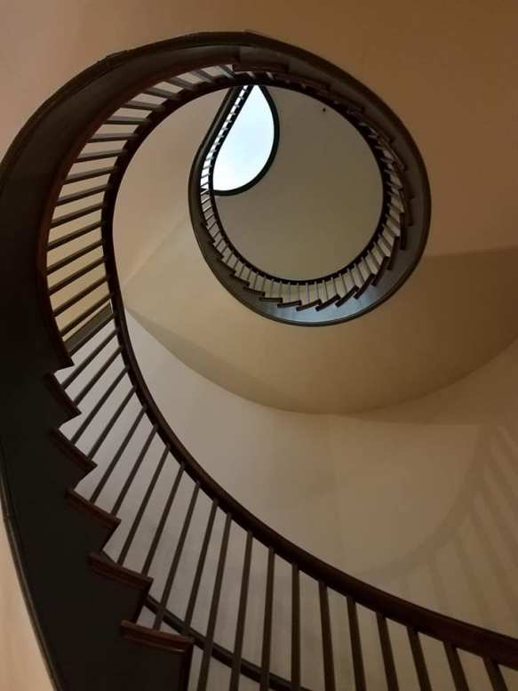 spiral stair PhilipCoons