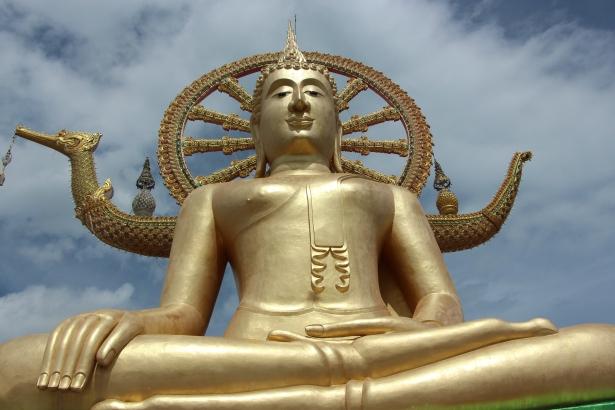Big sky Buddha AdiRozenZvi