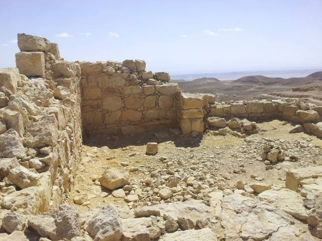 deserted in the desert ofirasif