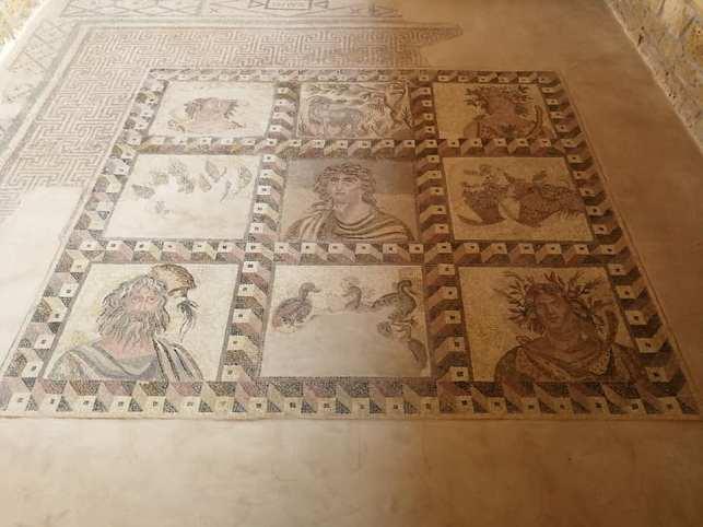 paphos mosaic1 SmadarHalperinEpshtein