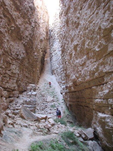 layered trek OsnatHalperinBarlev