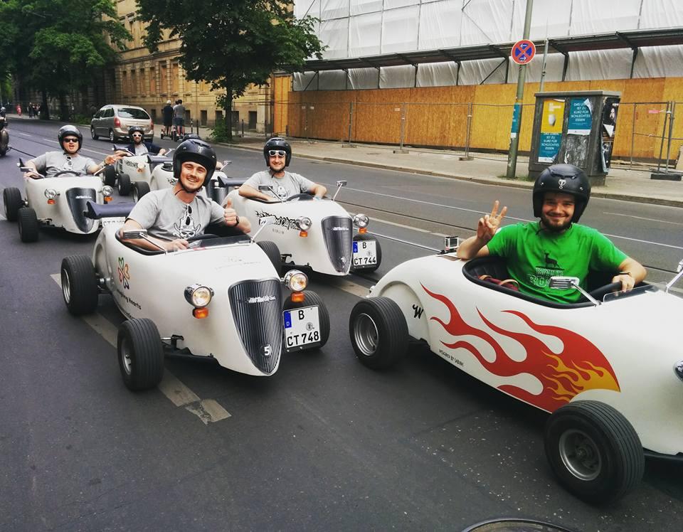 Berlin ride InbarAsif