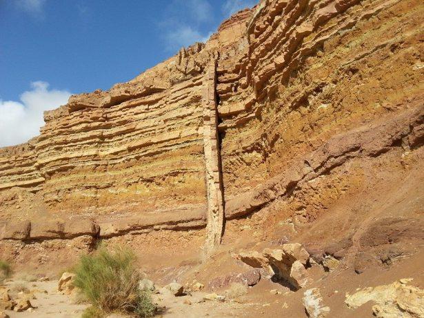 Column Ramon Crater AtaraKatz