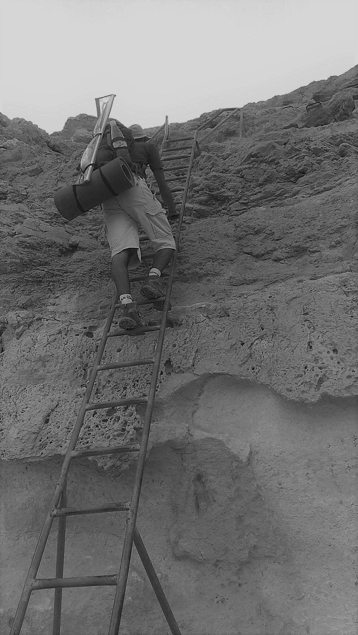 climb up OfirAsif BW