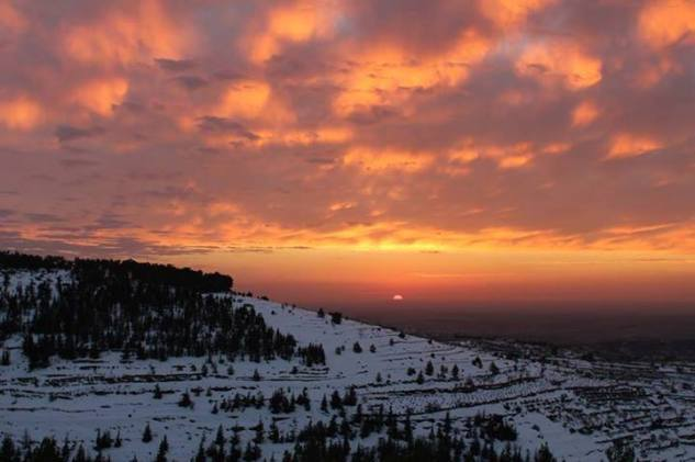 Sun set AtaraKatz