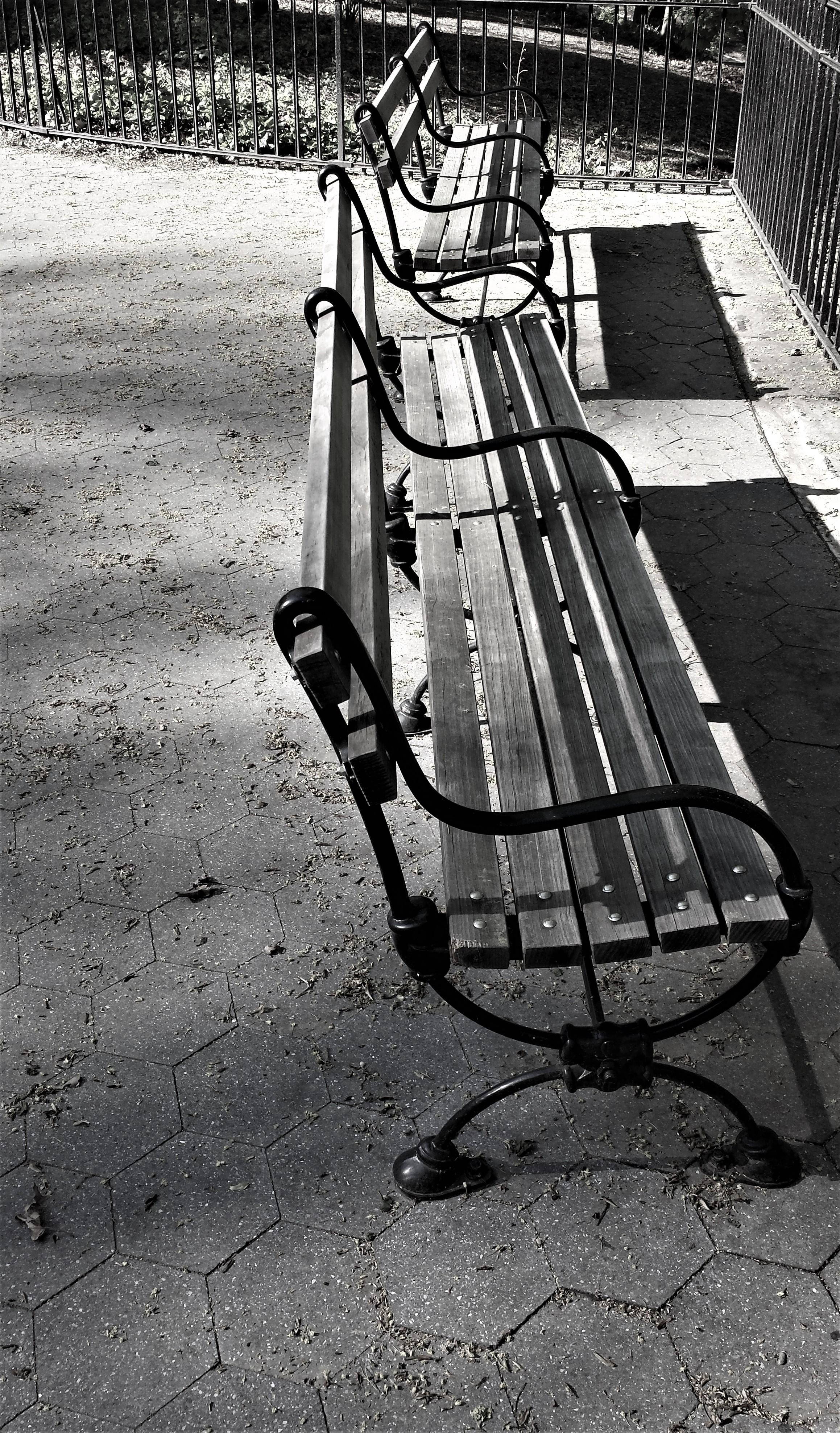 sideways benches NaamaYehuda