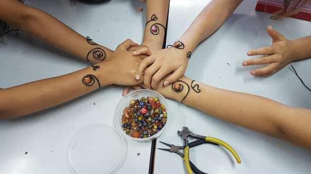 Friendship Craft DiklaNachmias