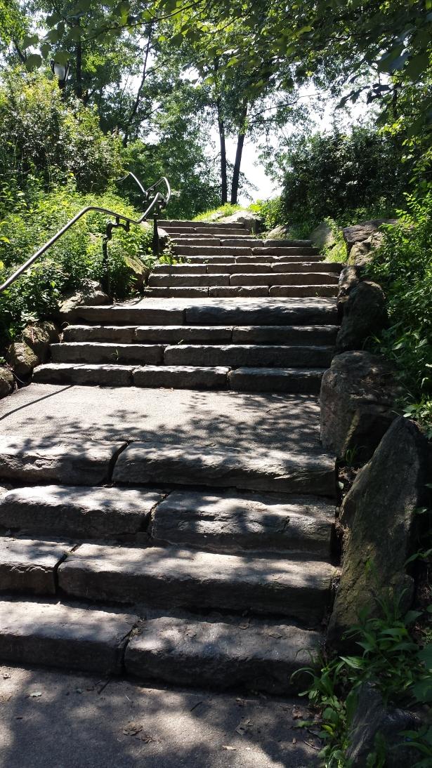 Distant Stairs NaamaYehuda