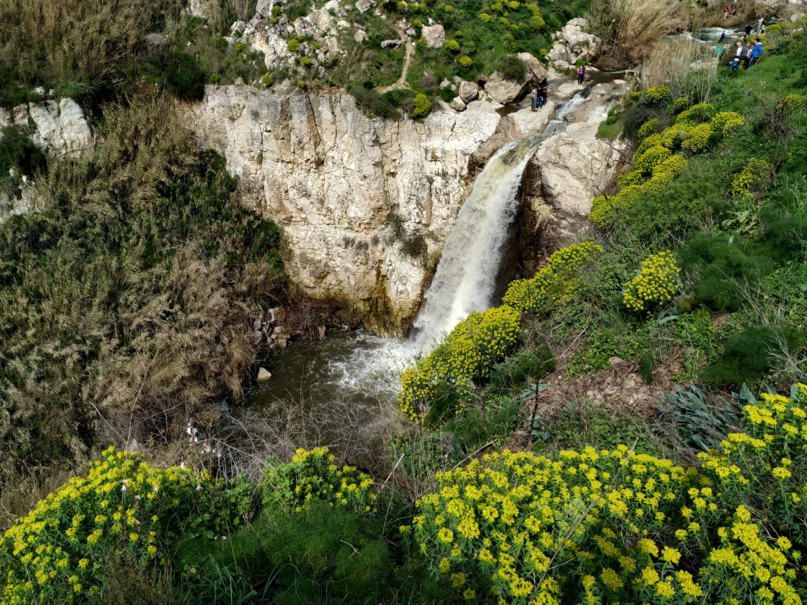 Waterfall A Levenberg