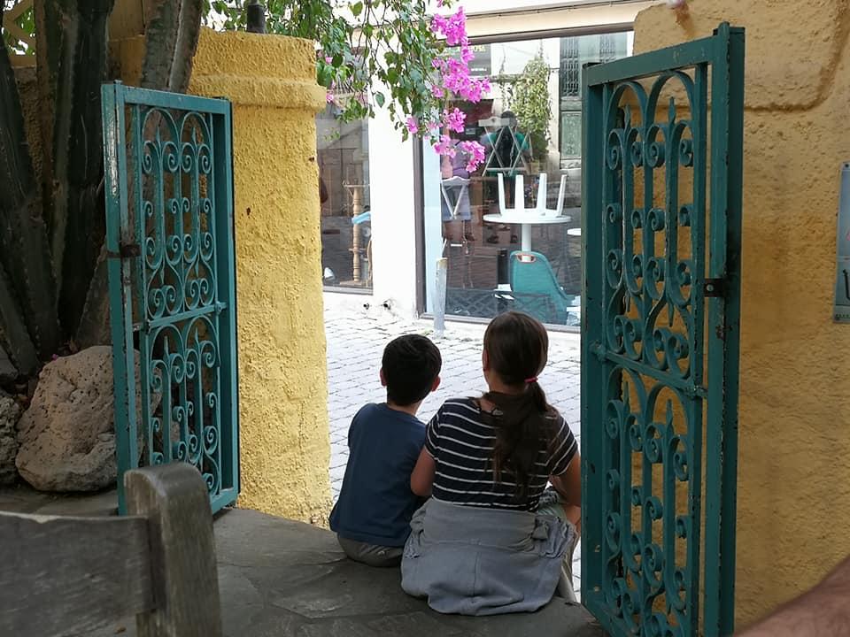kids gate SmadarHalperinEpshtein