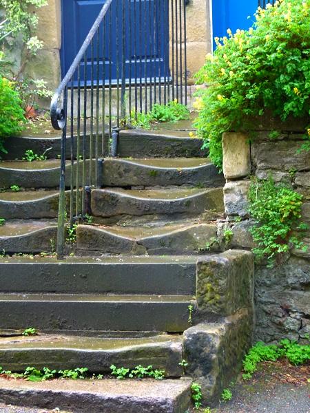worn-steps SueVincent